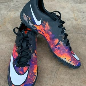 Nike mercurial victory cr7 soccer shoes